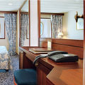 Ship stateroom